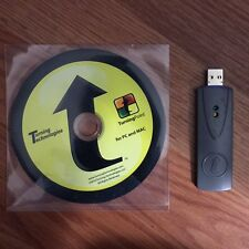 TURNING TECHNOLOGIES TURNING POINT SOFTWARE CD W/ RRRF 02 RECEIVER RCRF NXT