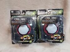 TWO WowWee Light Strike Strike Target for Assault Strikers New