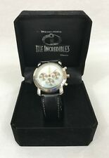 Disney Pixar Incredibles Watch Rare Employee Gift Brand New with Box