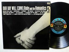RUBY And The ROMANTICS Our Day Will Come LP Kapp 3323 Soul POP 1st press   Fm136