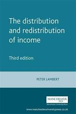 DISTRIBUTION AND REDISTRIBUTION OF INCOME - NEW PAPERBACK BOOK