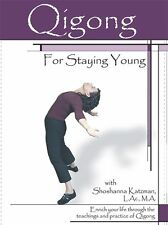 Qigong for Staying Young - A Simple 20-Minute Workout DVD (new) NTSC