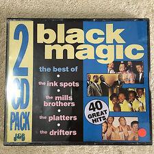 Black Magic CD _Set 2 CD _ J & B Records  JB487CD _ Very Good.