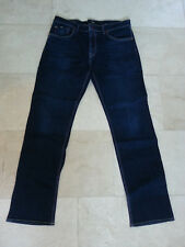 Jeans von Hugo Boss, Modell: Maine, blue Denim, Gr. 34/32
