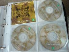 Bach Complete Cantatas Volume 2 Ton Koopman 3 CD