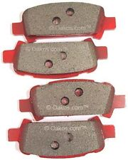 Carbotech Front Brake Pads (1521), 2014-2016 Fiesta ST    Part # CT1730-1521