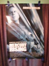 Mercury Rising Movie poster.