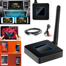 2.4G/5G Dual Band Car Home WiFi Mirror Link Box Wireless Screen Mirroring w/HDMI
