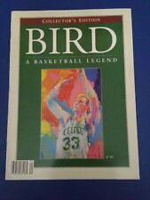 LARRY BIRD   BIRD  NIGHT  PROGRAM    CELTICS   COLLECTORS   EDITION  Feb 4 , 93