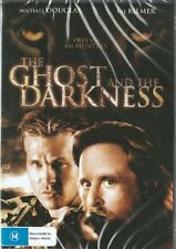 GHOST AND THE DARKNESS (Michael Douglas) - DVD - UK Compatible -  sealed