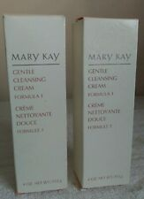 Lot of 2 Mary Kay Gentle Cleansing Cream Formula 1 Dry Skin New In Box