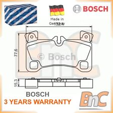 BOSCH REAR DISC BRAKE PAD SET VW AUDI PORSCHE OEM 0986494205 7L0698451F