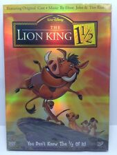 The Lion King 1 1/2 (DVD, 2004, 2-Disc Set)