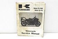 OEM Kawasaki 99924-1193-06 Service Manual ZX750
