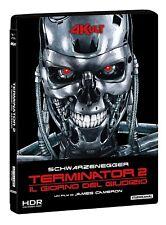 Blu Ray Terminator 2 - Il Giorno Del Giudizio (4Kult) (4K Ultra HD+Blu-Ray Disc)