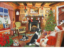 House Of Puzzles - 1000 PIECE JIGSAW PUZZLE - Me Too Santa Collectors No 7