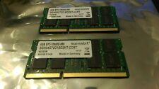 SWISSBIT 8GB (2 x 4GB) - SODIM memory 204pin ECC Laptop DIMM supermicro c2000