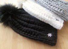Cool Hand Made Pom Pom acrylic wool Beanie Hat - Choose your Color $40-$75