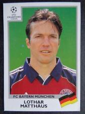 Panini Champions League 1999-2000 - Lothar Matthaus (FC Bayern München) #227