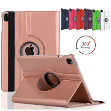 "For Apple iPad Pro 12.9"" (2020) 4th Generation 360 Leather Flip Smart Case Cover"