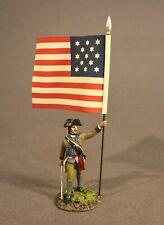 JOHN JENKINS DRUMS ALONG THE MOHAWK SNY-02B 2ND NEW YORK REGT NATIONAL FLAG MIB
