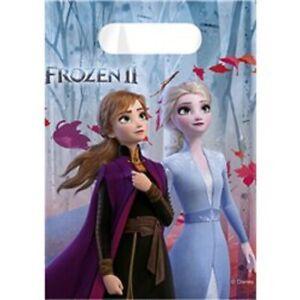 Frozen II Party Loot Bags Pack Of 6