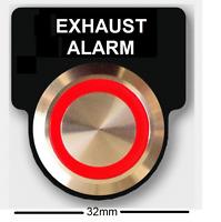 Marine Exhaust Temperature Alarm,  Monitor, Sensor  SM008