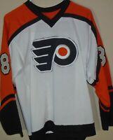 Vintage Eric Lindros Philadelphia Flyers NHL Stitched Jersey youth Large