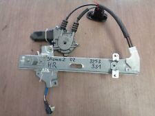 KIA SHUMA II bj.01-04 WINDOW REGULATOR MOTOR REAR RIGHT SWITCH wh045da