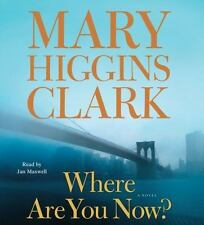 "5CDs-Mary Higgins Clark: "" Where are You Now"".."