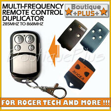 Remote Control Duplicator for ROGER TECHNOLOGIES TX12 TX14 R80