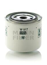 Ölfilter MANN-FILTER W 917