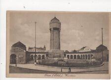 Dueren Rheinland Wasserturm Vintage Postcard 138b
