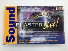 NEW Sound Blaster Live 5.1 Model SB0060US