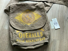"RRL Ralph Lauren DOUBLE RL ""RARE"" Jones Bag New Olive - NEW with Tags"