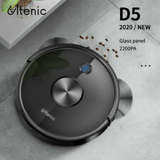 Ultenic D5 Alexa Robot Vacuum Cleaner 3-in-1 Mopping Robotic 2200Pa Max Suction