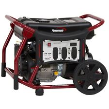 Powermate WX5400 - 5400 Watt Portable Generator | 420 cc OHV | 49-State
