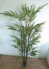 Artificial plants & flowers Bamboo 175cm 6 stems in pot P86