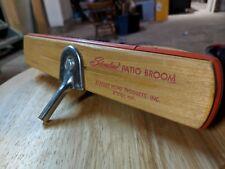 Vintage Stanley Slimline Broomhead