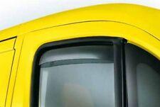 Genuine Fiat Ducato Side Window Wind Deflectors - Front - 50901494