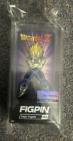 "Majin vegeta FiGPiN #363 Glitter Hair 3"" Pin 2020 Toy Temple Partner Exclusive"