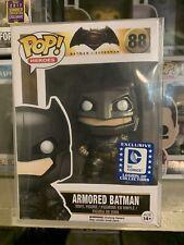 Funko Pop! Batman Armored 88 Vs Superman Legion Of Collectors *NEW *Protector
