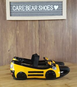 New! Katy Perry yellow the bus ballet shoes 9C