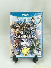 Super Smash Bros. (Nintendo Wii U, 2014) Factory Sealed