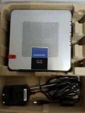 Linksys Cisco Wireless-G Router Modell No.WRT54G3GV2-VF