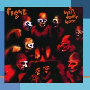 Fight - A Small Deadly Space CD NEW