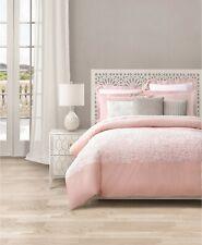 Lacourte Intarsia 8-Pc. 100% Cotton Embroidered Comforter Set  CALI KING  Blush