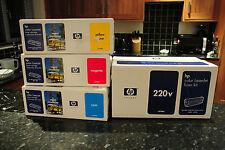 Genuine HP Hewlett Packard Laserjet 4500 4550 Toner x 3 + FUSER KIT