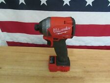 Milwaukee 2853-20 M18 FUEL 18-Volt 1/4 in. Hex Impact Driver 115