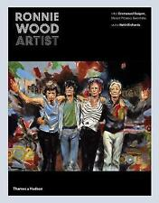 Ronnie Wood: Artist by Ronnie Wood, Ronnie & Havers (Hardback, 2017)